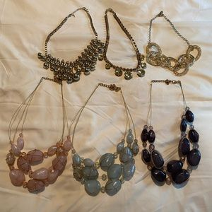 Joan Rivers Fashion Necklaces and the Limited